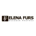 Установка уличного светодиодного экрана для сети магазинов Elena Furs