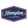 Установка светодиодных экранов для Hilton Hampton
