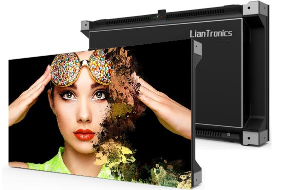 светодиодные экраны lianTronics